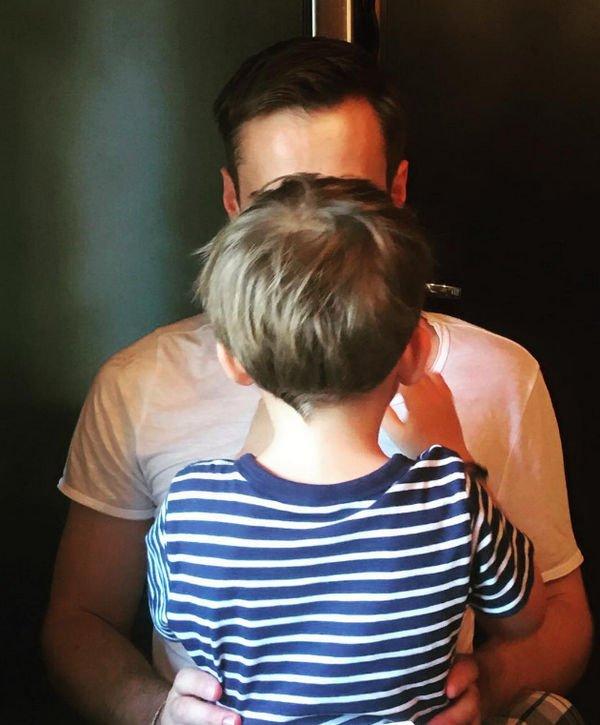 Дмитрий Шепелев похвастался любознательностью своего сына