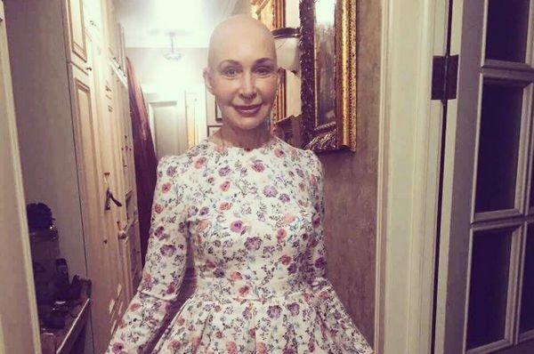 Татьяна Васильева продолжает пользоваться услугами пластического хирурга