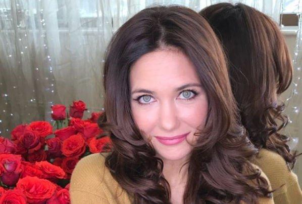 Екатерина Климова отдала двухлетнюю дочь на уроки музыки