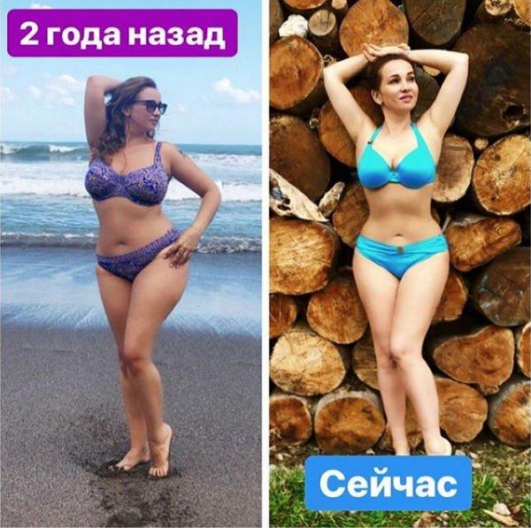 Анфиса Чехова показала, как изменилась за два года