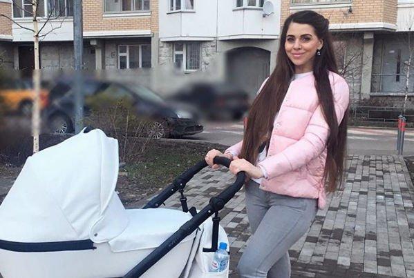 Ольга Рапунцель показала, как выглядит спустя две недели после родов