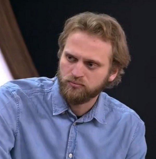 Вальтер Соломенцев надоедает своей экс-возлюбленной
