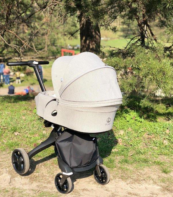 Джамала опубликовала первый снимок с прогулки с сыном