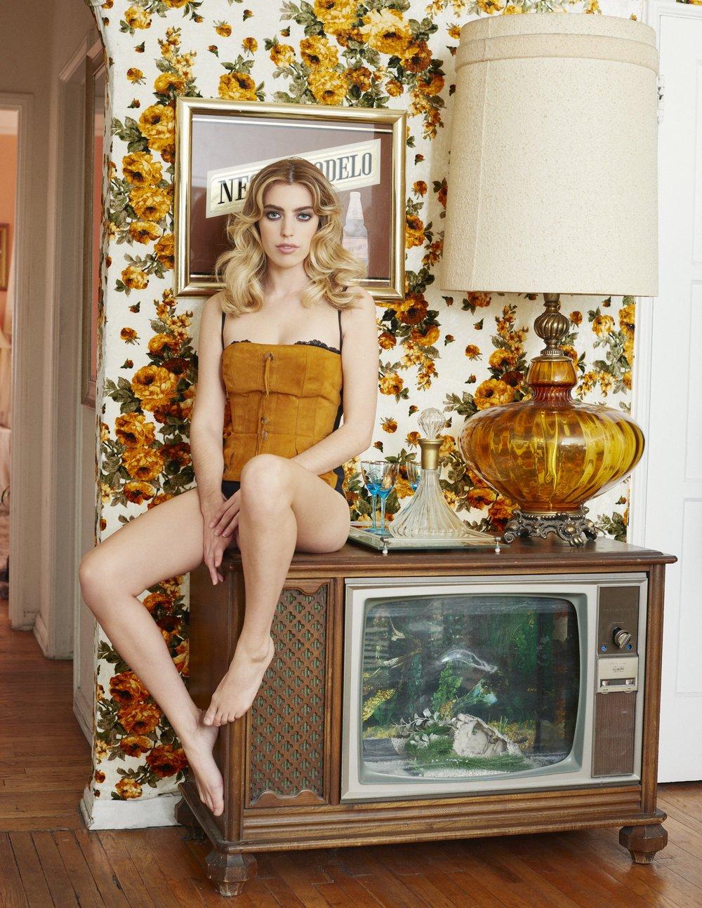 Дочь Эвана Макгрегора полностью разделась для Playboy
