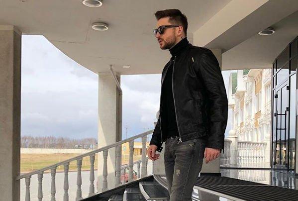Сергей Лазарев восхитил кадрами с сыном, где он еще совсем маленький