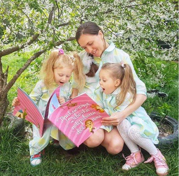 Мария Адоевцева была жестко раскритикована за операцию дочери