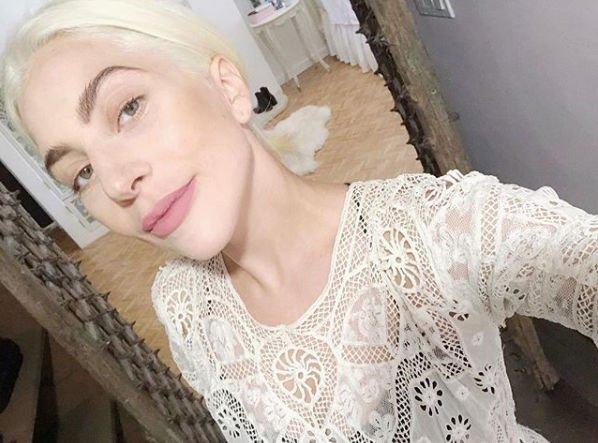 Леги Гага вызвала восхищение поклонников своим естественным образом
