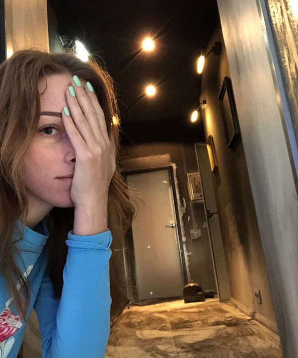 Дмитрий Дибров чудом не пострадал в пожаре