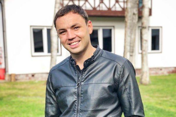 Александр Гобозов показал результаты своего похудения