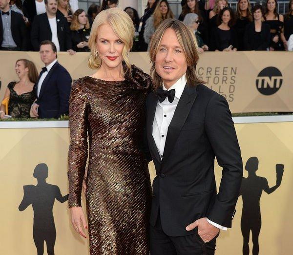 Николь Кидман поддержала супруга на концерте вопреки слухам о разводе