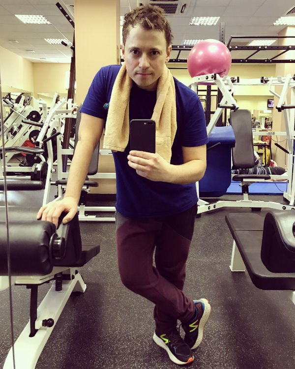 Андрей Гайдулян имеет серьезные намерения по отношению к новой возлюбленной