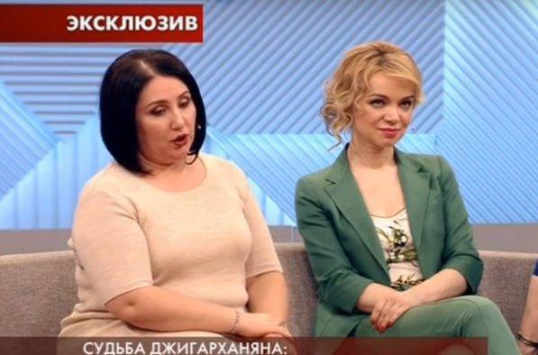 Виталина Цымбалюк-Романовская рассказала, почему интим отсутствовал в ее отношениях с Арменом Джигарханяном