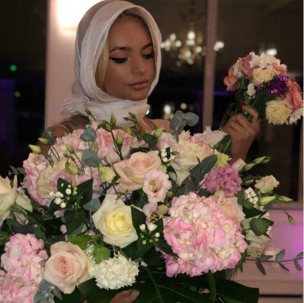 Лиза Пескова намекнула на скорую свадьбу