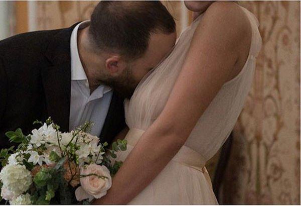 Кирилл Плетнев и Нино Нинидзе зарегистрировали брак
