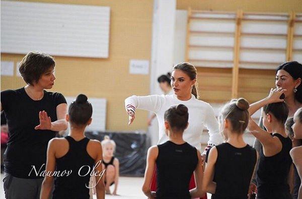 Алина Кабаева решилась на откровенный разговор о спорте