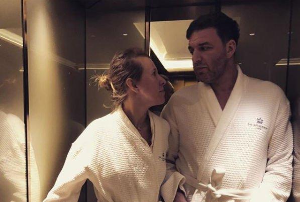 Ксения Собчак и Максим Виторган радуют новыми снимками с отдыха