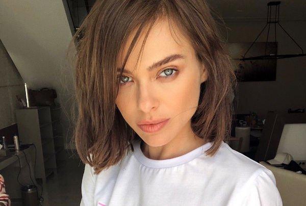 Елена Темникова кардинально сменила цвет волос