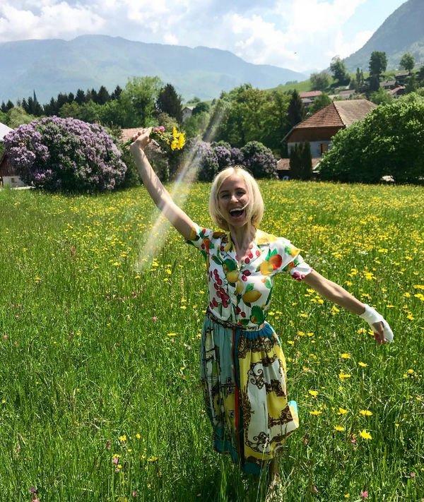 Исхудавшая Мирослава Карпович заставила переживать фанатов