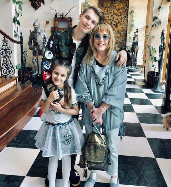 Семейные снимки Кристины Орбакайте восхитили ее фанатов