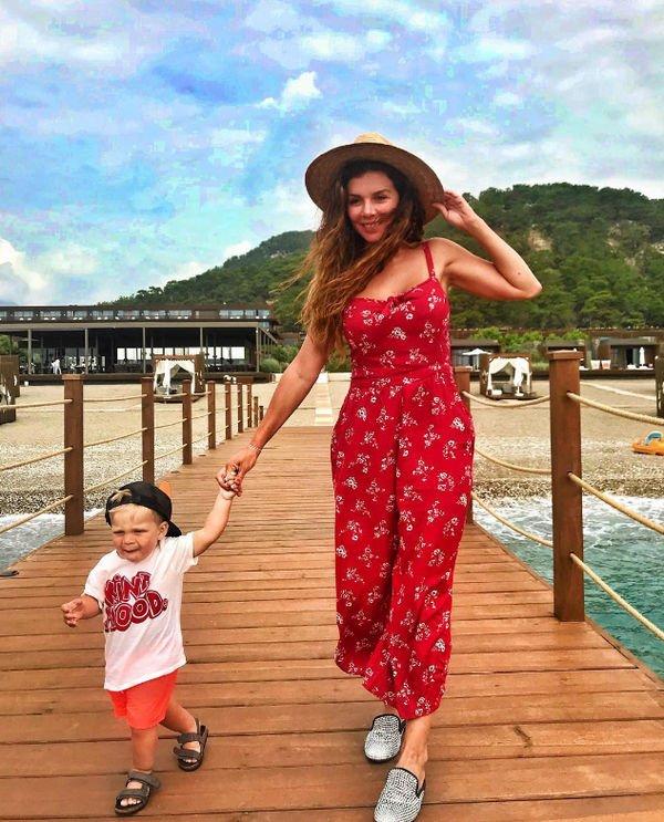 Экс-супруг Анны Седоковой имеет большие шансы забрать у нее дочь