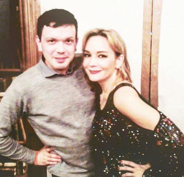 Татьяна Буланова встречается с молодым актером