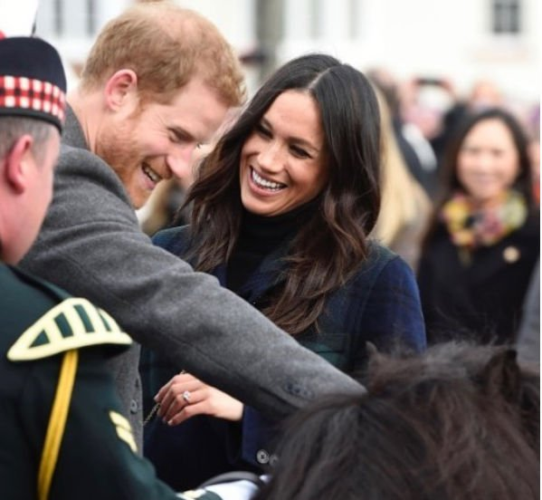Меган Маркл хочет скорее родить принцу Гарри наследника