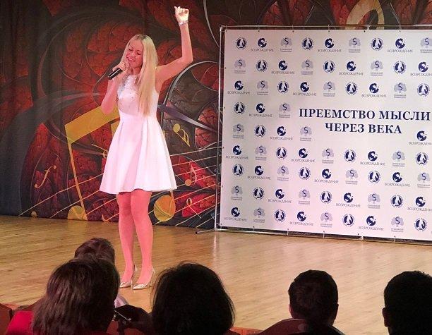 Виктория Ланевская и Александр Збруев подарили детям праздник