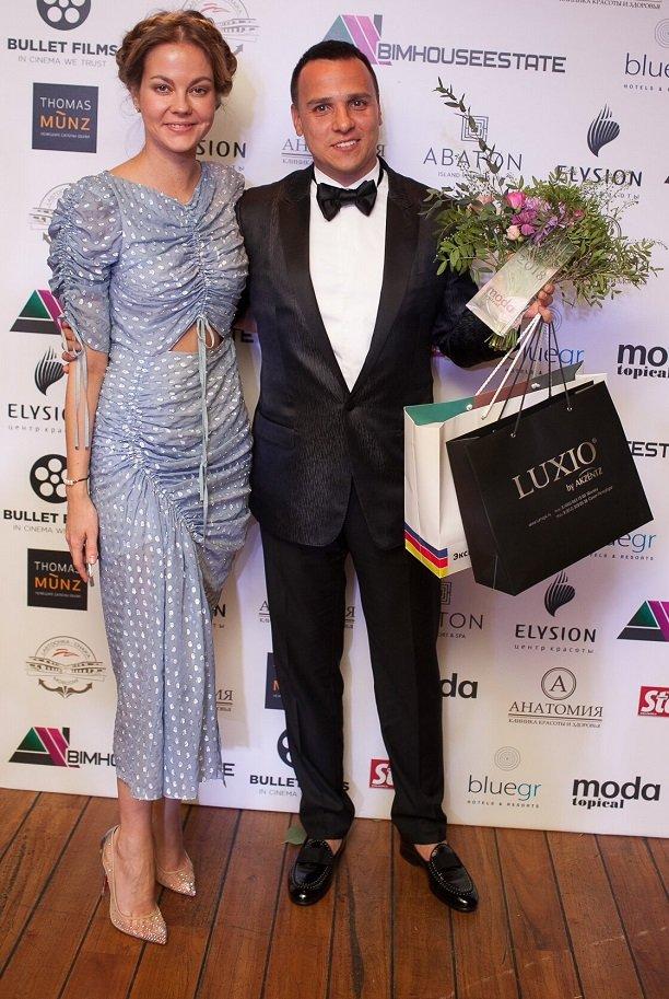 Павел Манылов стал обладателем почетной премии на Topical Style Awards 2018