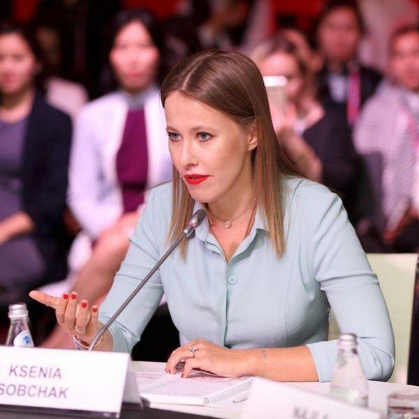 Ксения Собчак лишилась миллиона из-за своей кандидатуры в президенты