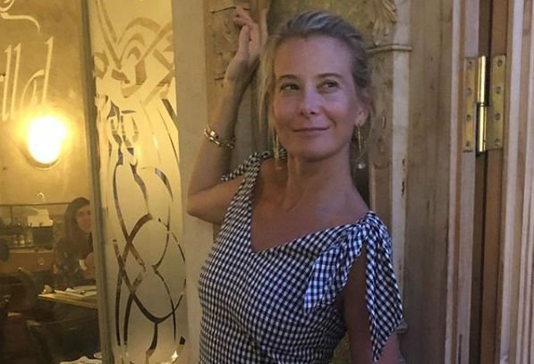 Юлия Высоцкая грубо отреагировала на комметарий одного из фанатов