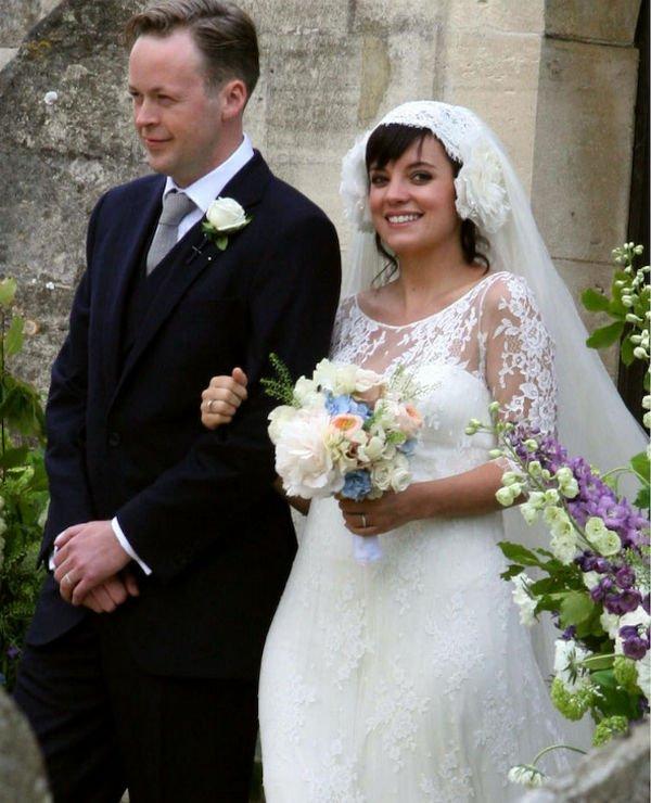 Лили Аллен расторгла брак с супругом