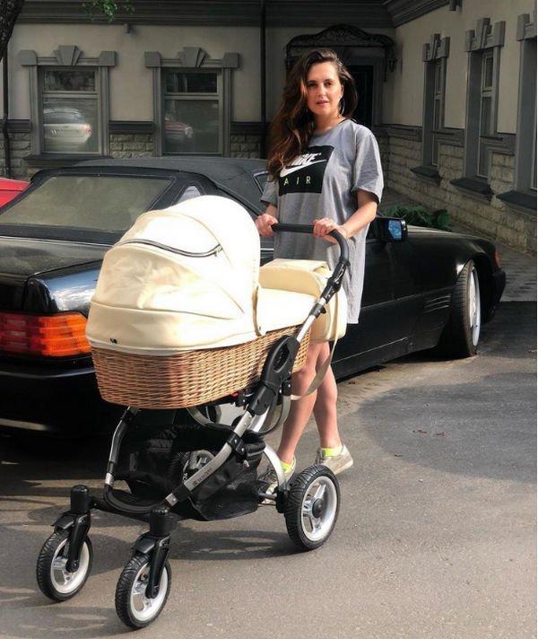 Мария Шумакова опровергла слухи о том, что стала мамой