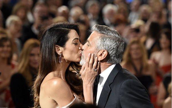 Джордж Клуни расплакался от слов своей жены о себе