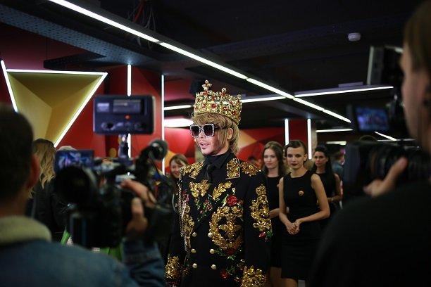 На премии Муз ТВ состоялся съезд царственных особ