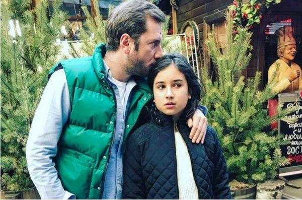 Резо Гигинеишвили поделился снимком старшей дочери, поздравив ее с днем рождения