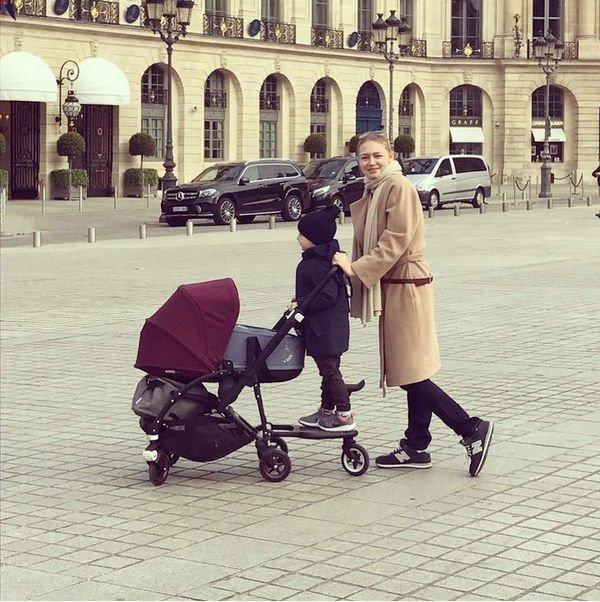 Оксана Акиньшина рассказала, почему старший сын проживает вдали от нее