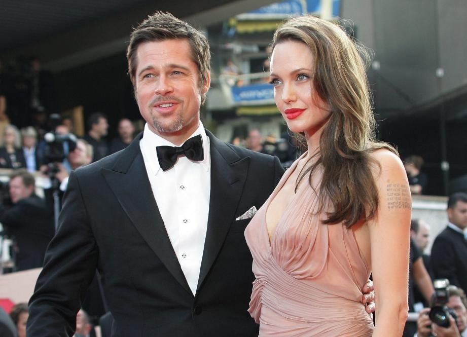 Стало известно о неожиданном повороте в разводе Анджелины Джоли и Брэда Питта