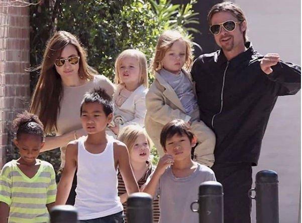 У Анджелины Джоли могут забрать ее детей