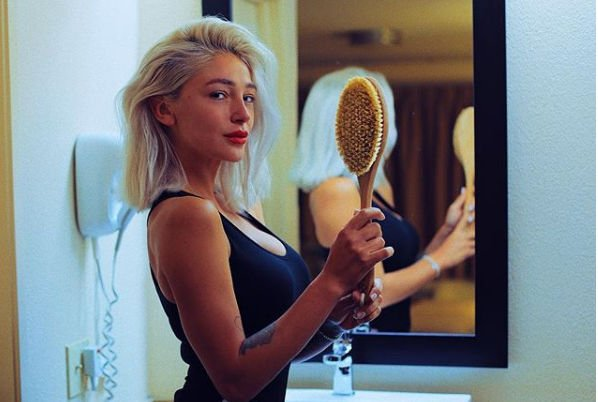 Настя Ивлеева подтвердила свои отношения с рэпером Элджеем