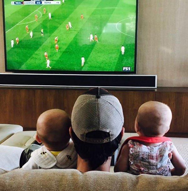 Энрике Иглесиас с трудом справляется с двумя детьми