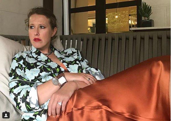 Ксения Собчак откровенно рассказала о своих взаимоотношениях с Максимом Виторганом