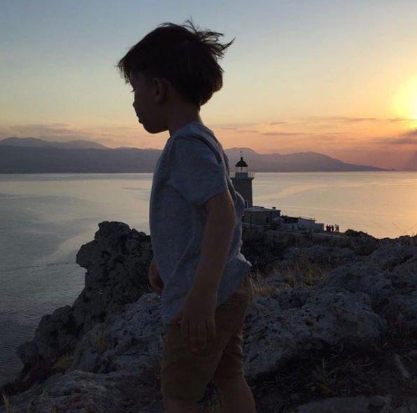 Дмитрий Шепелев порадовал фанатов снимком подросшего сына