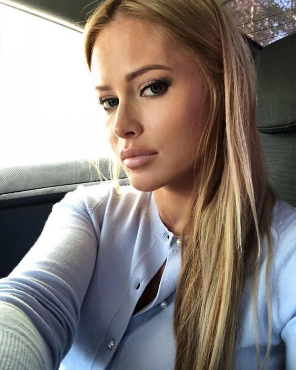 Дана Борисова ищет жилье рядом с дочкой