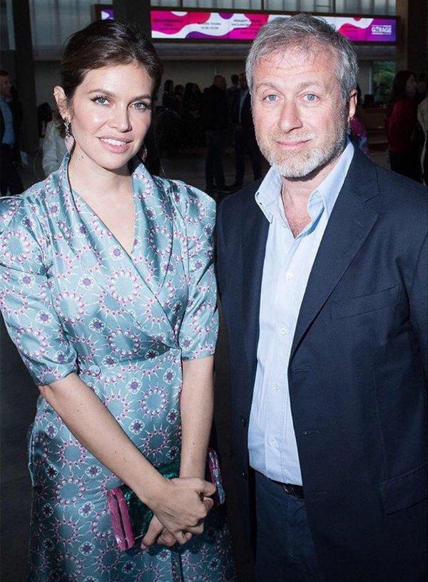 Роман Абрамович и Дарья Жукова снова много времени проводят вместе