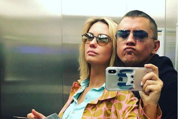 Павел Прилучный и Агата Муцениеце публикуют совместные снимки вопреки слухам о разводе