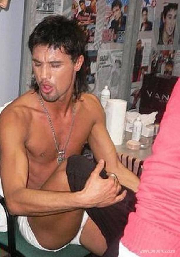 В Сети затрепетали, увидев новое фото Димы Билана без одежды