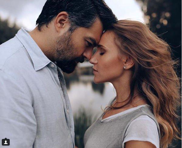 Юлия Ковальчук опубликовала трогательную фотографию с мужем