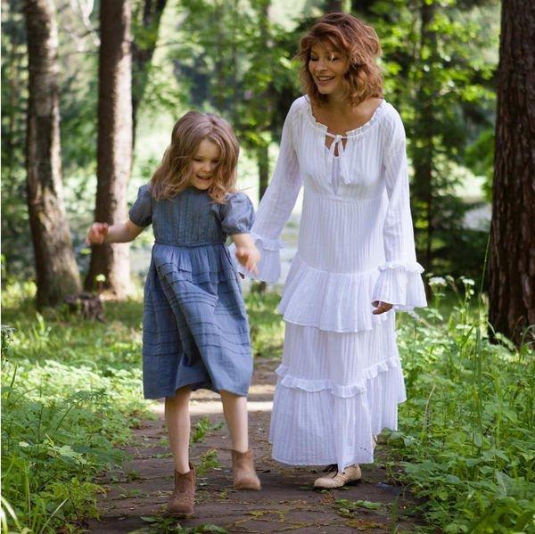 Елена Подкаминская впервые поделилась снимком дочери Евы