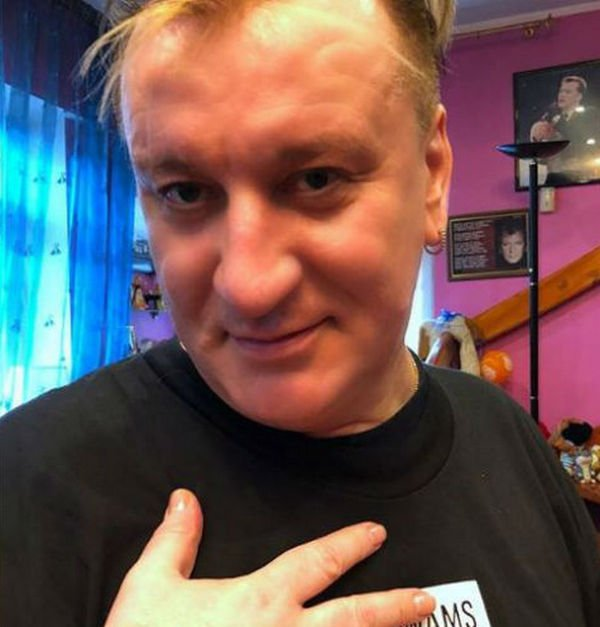 Сергей Пенкин категорически опроверг информацию об ограблении
