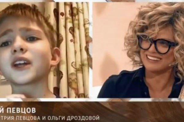Ольга Дроздова считает рождение сына чудом